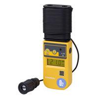 新コスモス電機 デジタル酸素濃度計 XO-326IIsC 1台(直送品)