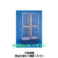 コクゴ 乾燥剤タイプ デシケーター 予備棚板 W-15型用 (ステンレス) 101-00405 1枚 (直送品)