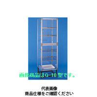 コクゴ 乾燥剤タイプ デシケーター 予備棚板 G-10型用 (ステンレス) 101-00706 1枚 (直送品)