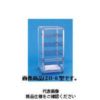 コクゴ 乾燥剤タイプ デシケーター 予備棚板 B-8型用 (ステンレス) 101-01106 1枚 (直送品)