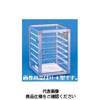 コクゴ 予備棚板 H-4S型用 (帯電防止アクリル) 101-02005 1枚 (直送品)