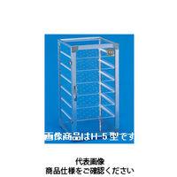コクゴ 予備棚板 H-5S型用(帯電防止アクリル) 101-02105 1枚 (直送品)