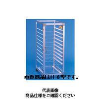 コクゴ 予備棚板 H-6S型用(帯電防止アクリル) 101-02205 1枚 (直送品)