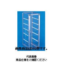 コクゴ 乾燥剤タイプ デシケーター 予備棚板 HG-型用 (アクリル) 101-02403 1セット(2枚入) (直送品)