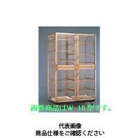 コクゴ 乾燥剤タイプ デシケーター 予備棚板 W-18型用 (ステンレス) 101-00103 1枚 (直送品)