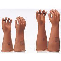 コクゴ 絶縁手袋 高圧用ゴム手袋 YS-101-28-2 中全長405mm 104-08006 1双(直送品)