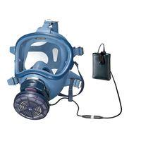 コクゴ 電動ファン付防塵マスク 電動ファン付呼吸用保護具 ナノマテリアル対策交換用フィルター BRD-8U型 104-96902 1セット(2個入)(直送品)