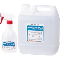 コクゴ 帯電・静電気防止剤 帯電防止剤 スカイリックA 5L 110-49101 1セット (直送品)
