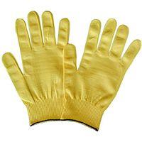 コクゴ 下ばき手袋 安全インナー手袋(クリーンルーム用) M 104-76301 1袋(10双入)(直送品)