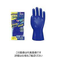 コクゴ No600 ニトリルモデル LL (10双入) 104-73503 1袋(10双)(直送品)