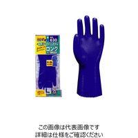 コクゴ 粉なし 使い捨てニトリル手袋 No630 ニトリルモデルロング M (10双入) 104-73601 1袋(10双入)(直送品)