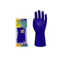 コクゴ 粉なし 使い捨てニトリル手袋 No630 ニトリルモデルロング L (10双入) 104-73602 1袋(10双入)(直送品)