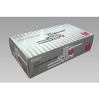 宇都宮製作 使い捨てビニール手袋 US プラスチックグローブ201M 1箱100枚入 D141M 1セット(2000枚:100枚入×20箱)(直送品)