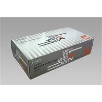 宇都宮製作 使い捨てビニール手袋 US プラスチックグローブ201SS1箱100枚入 D141SS 1セット(2000枚:100枚入×20箱)(直送品)
