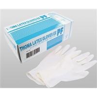 宇都宮製作 クリーンルーム用手袋 トーマラテックスグローブEX PF S1箱100枚入 E102S 1セット(2000枚:100枚入×20箱) (直送品)
