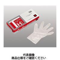 宇都宮製作 使い捨てビニール手袋 F132L 1セット(4000枚:100枚入×40箱)(直送品)