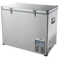 NAKATOMI ポータブル冷凍冷蔵庫 128L PRF-128 (直送品)