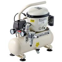 ナカトミ サイレントコンプレッサー タンク容量6L SCP-06T (直送品)