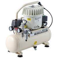ナカトミ サイレントコンプレッサー タンク容量10L SCP-10T (直送品)