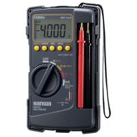デジタルマルチメータ ケース一体型 CD800a 三和電気計器 (直送品)