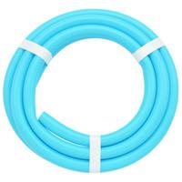 ガオナ 二槽式洗濯機用 給水ホース 3.0m (長さ調節可能 パステルブルー) GA-LC017 (直送品)