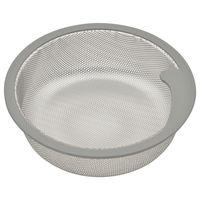 ガオナ シンク用 ステンレス製ゴミカゴ 排水口のゴミ受け (汚れにくい 錆びにくい 衛生的) GA-PB007 (直送品)