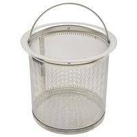 ガオナ シンク用 ステンレス製ゴミカゴ 排水口のゴミ受け (汚れにくい 錆びにくい 衛生的) GA-PB015 (直送品)