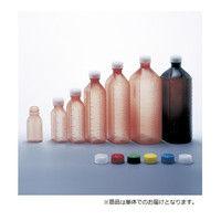 エムアイケミカル 投薬瓶PPB茶 未滅菌 透明 2203 1セット 400本:200本×2梱 08-2860-01-06