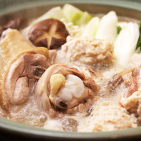 須田本店 水郷のとりやさんの博多風水炊き鍋セット (直送品)