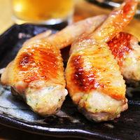 水郷のとりやさん手羽餃子と鶏ちまきセット