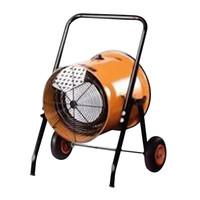 NAKATOMI 電気ファンヒーター(循環型温風送風機) ISH-10KT (直送品)
