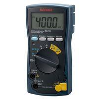 デジタルマルチメータ CD770 三和電気計器 (直送品)
