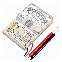 薄型アナログマルチメータ CP-7D 三和電気計器 (直送品)