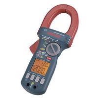 SANWA DC/AC両用デジタルクランプメータ 実効値方式 DCM2000DR 三和電気計器 (直送品)