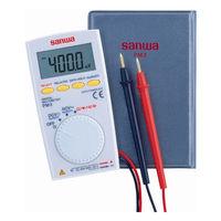 カード型デジタルマルチメータ PM3 三和電気計器 (直送品)