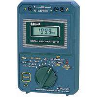デジタル2レンジ式絶縁抵抗計 M53 三和電気計器 (直送品)