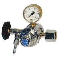 ユタカ 計測機器 ニ段式圧力調整器 FR-IIO 1個 (直送品)
