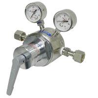 ユタカ 計測機器 大流量用一段式圧力調整器 NR-IHM 1個 (直送品)