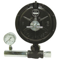 ユタカ 計測機器 大流量用微圧調整型圧力調整器 NR-8000 1個 (直送品)