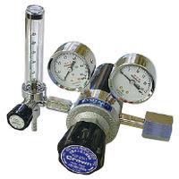 ユタカ 計測機器 炭酸ガス用流量計付ヒーター内蔵圧力調整器二酸化炭素用 FCR-2501 1個 (直送品)