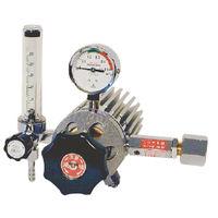 ユタカ 計測機器 炭酸ガス用ノーヒーター型圧力調整器 二酸化炭素用 NP-PF 1個 (直送品)