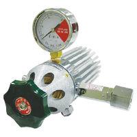 ユタカ 計測機器 MAGガス用ノーヒーター型圧力調整器 二酸化炭素用 NP-201 1個 (直送品)