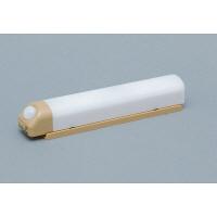 アイリスオーヤマ 乾電池式屋内センサーライト ウォールタイプ シーリングライト BSL40WN-U (直送品)