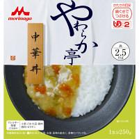 やわらか亭 中華丼 0650478 1ケース(6食入) クリニコ (直送品)