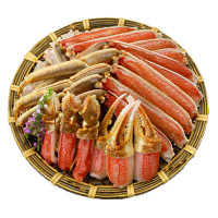 【数量限定】カット生ずわい蟹 約750g(約3人前)甲羅組 (直送品)