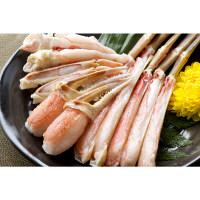 【数量限定】【数量限定】カット生ずわい蟹 約1kg(約4人前) 甲羅組(直送品)