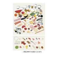 イワイサンプル 糖尿病指導キット単品・バター 16-8 1箱(4個入) 24-4509-08(直送品)