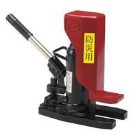 作業工具 ダイキ 防災用油圧爪付ジャッキ DHS-2.5E DHS-2.5E 1個(直送品)
