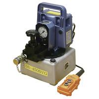 ダイキ 小型電動油圧ポンプ 手動弁型 DD-450SL-1 DD-450SL-1 1個 (直送品)