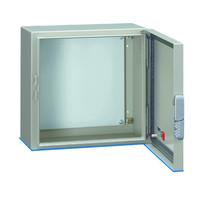 日東工業(NiTO) CL形ボックス(防塵・防水構造)・国際規格認証タイプ CL12-2525UC 1個(直送品)